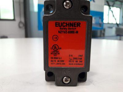Euchner Sicherheitsschalter NZ1VZ-538E-M