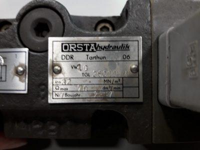 Orsta Hydraulik Wegeventil TGL26223/41 mit G60H TGL32094 (doppelt)