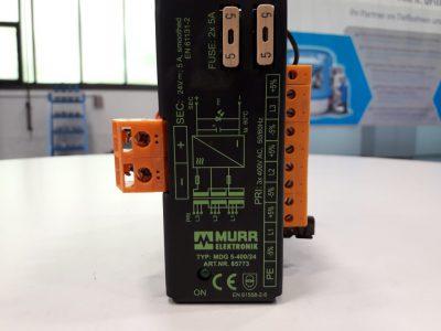 Murr Transformator MDG 5 -400/24