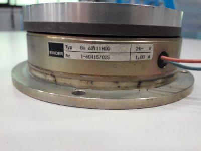 Binder Permanent-Einscheibenbremse 86 62111H00 für Servomotoren