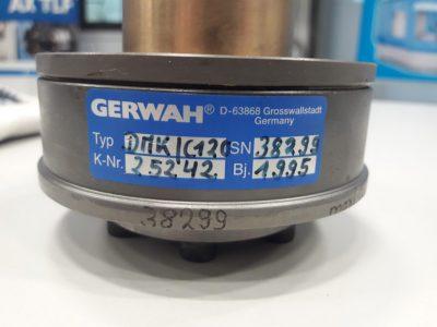 Gerwah Kupplung DMK/C120 24H7