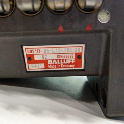 Balluff Positionsschalter / Endschalter BNS 113-D05-L12-100-20-02