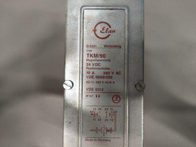 Elan Türverriegelung TKM/90