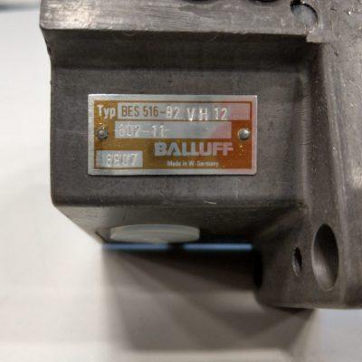 Balluff Positionsschalter / Endschalter BES 516-BO-2-VH-12-602-11