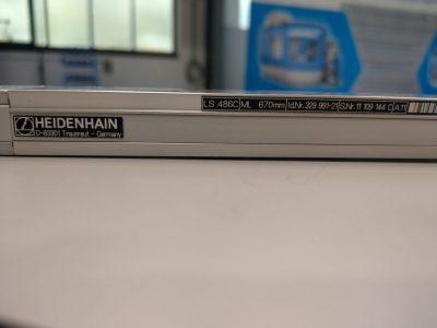 Heidenhain Maßstab LS486C 670mm
