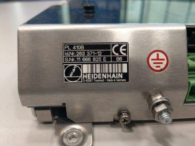 Heidenhain PLC-Leistungsplatine PL 410B