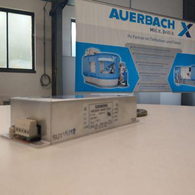 Siemens Netzfilter 6SE3290-0DA87-0FA1