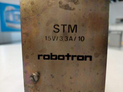 robotron Stromversorgung STM K0310.10