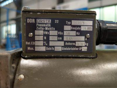 Orsta Gleichstrommagnet GS2-H