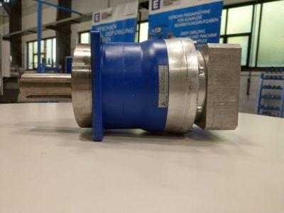 Wittenstein Planetengetriebe SP140S-MF2-20-1G1-2S