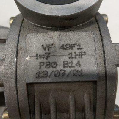 Bonfiglioli Schneckengetriebe VF49 F1 P80 B14