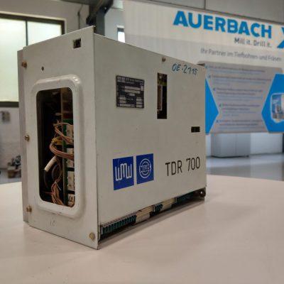 VEB Niles-Elektronik Antriebsregler TDR 700
