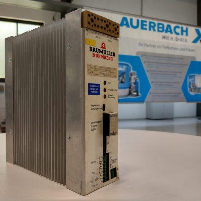 Baumüller Vorschubregler BGS3-A-10-20-003