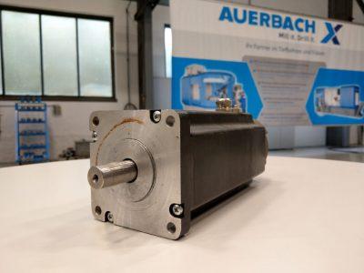 Berger-Lahr SIG Positec Schrittmotor VRDM 31122/50 LWB (mit Robastop Bremse)