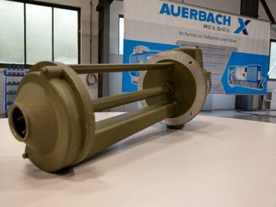 MEZ Tauchpumpe 3COA10-35