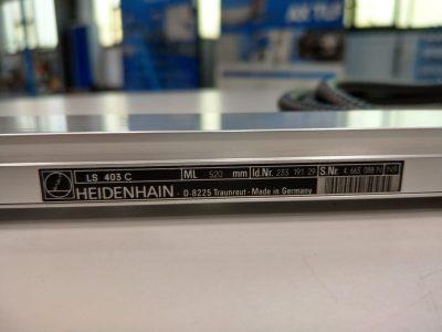 Heidenhain Maßstab LS403 C 520mm