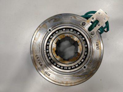Elektromagnet Lamellenkupplung KLDO 20 6 Keile; Ø 46