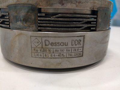 Elektromagnet Lamellenkupplung KLDO 10 Ø 40mm