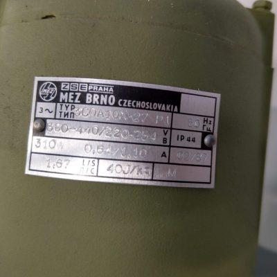 MEZ Tauchpumpe 3COA10-27