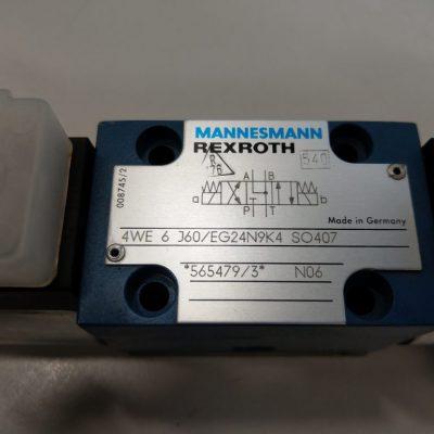 Rexroth Magnetventil 4WE 6 J60/EG24N9K4