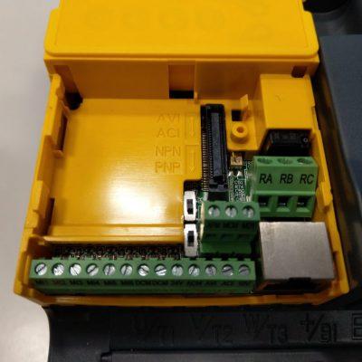 Baumüller Frequenzumrichter BM1438-01-00-01