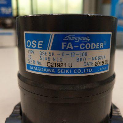 Tamagawa Encoder OSE5K-6-12-108