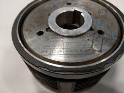 Elektromagnet Lamellenkupplung 2 KL 2,5