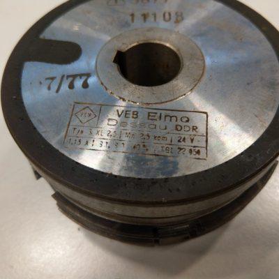 Elektromagnet Lamellenkupplung 3 KL 2,5 Ø 20mm