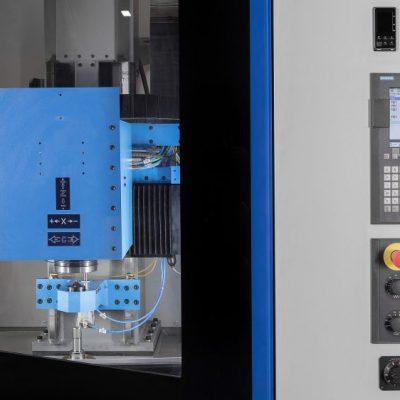 MTB 100 AUERBACH Mikro-Tiefbohrmaschine