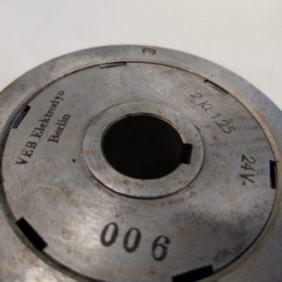 Elektromagnet Lamellenkupplung 2 KL 1,25