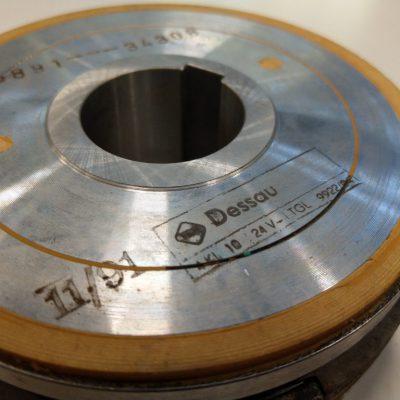 Elektromagnet Lamellenkupplung 4KL 10