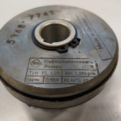 Elektromagnet Lamellenkupplung KL 1,25