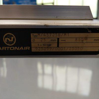 Lintra Martonair Pneumatikzylinder M/45725B/M1/860