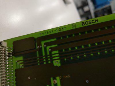 Bosch Servokarte 047641-2037