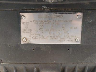 Siemens Permanent-Magnet-Motor Servomotor 1HU3100-0AC01