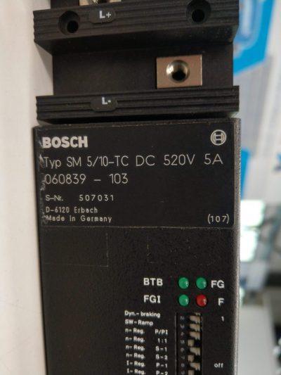 Bosch Servomodul SM 5/10-TC