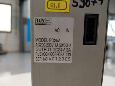 Rubycon Netzteil PD25A