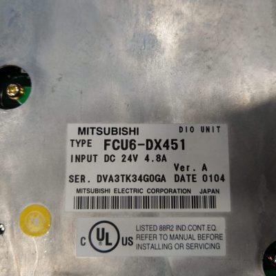 Mitsubishi Ein-/Ausgangskarte FCU6-DX451