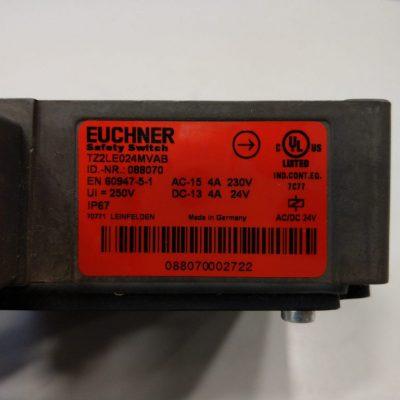 Euchner Sicherheitsschalter TZ2LE024MVAB (linke Ausführung)