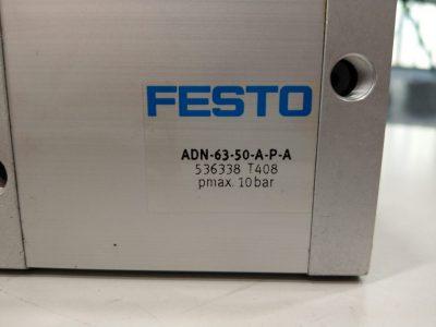 Festo Kompaktzylinder ADN-63-50-A-P-A