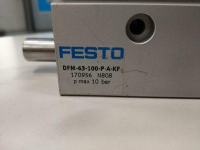 Festo Führungszylinder DFM-63-100-P-A-KF