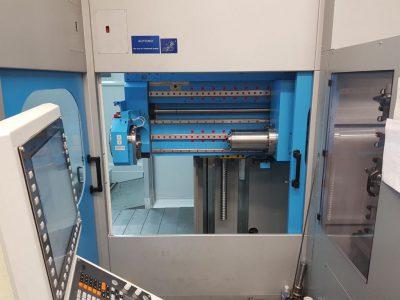 AX5 TLF AUERBACH Tiefbohr- und Fräsmaschine