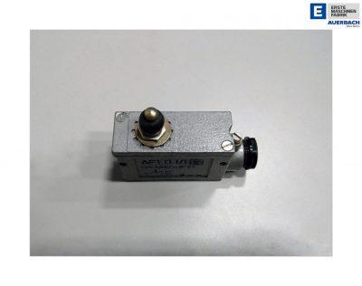 VEB Robotron gußgekapselter Mikrotaster AF1.D1/1
