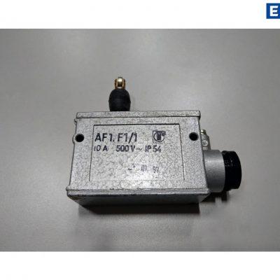 VEB Robotron gußgekapselter Mikrotaster AF1.F1/1