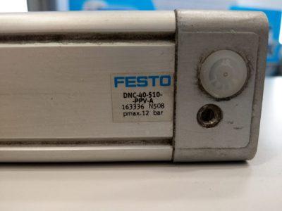Festo Pneumatikzylinder DNC-40-510-PPV-A