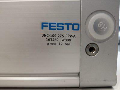Festo Pneumatikzylinder DNC-100-275-PPV-A