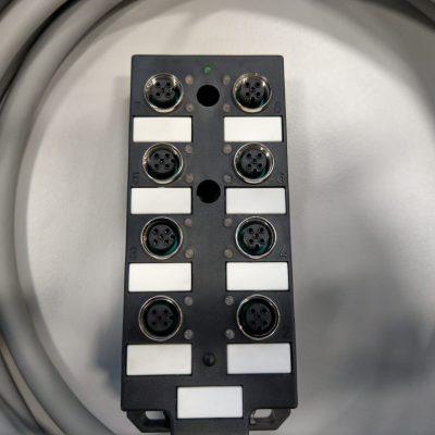 Murr Verteiler MVC8 (mit 10m Kabel) 27854