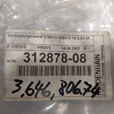 Heidenhain Verbindungskabel 312878-08 (8m)