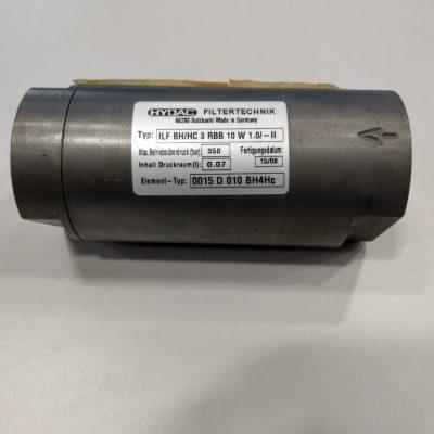 HYDAC Druckfilter ILF BH/HC 3 RBB 10 W 1.0/- II