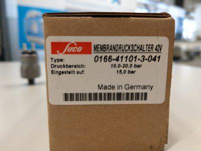 Suco Membrandruckschalter 0166-41101-3-041